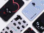新iPhone対応 11モデルから選べる猫キャラのケース