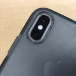 iPhone XSにiPhone Xのケースは流用できるがちょっと微妙