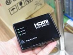 税抜999円! とにかく安い4K/30Hz対応のHDMIセレクター