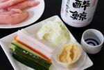 野菜スティックで作る漬物が簡単安くておいしい日本酒に合うオススメレシピ