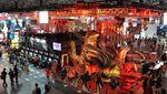 TGSのバンダイナムコ・ブースは「GOD EATER 3」を中心にビッグタイトルが目白押し!