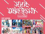 札幌「IDOL DIVERSITY」全出演者アーティスト発表