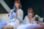 Xperiaが携帯ゲーム機になるリモートプレイとパジャマ美女で盛り上がったXperiaブース