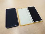iPhone XS Max購入したけどケースは手帳型? シェル型?