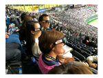 KDDIがスマートグラス使用のAR野球観戦の実証実験