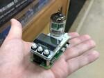 ラズパイZeroで手乗りサイズの真空管オーディオが自作できるキット