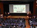 京都から世界最先端へ ブロックチェーンと量子コンピューターをめぐるCERNプレゼンに中高生触れる