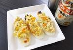 コンビニのコールスローサラダと笹かまで作るおつまみが簡単激うまバル風に