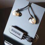 Shure、aptX HD対応で音質にこだわったBluetooth5.0対応ケーブル「RMCE-BT2」