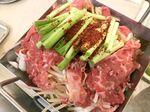 串カツ田中で「飲み放題」と「お鍋」 お腹いっぱいで安上がり