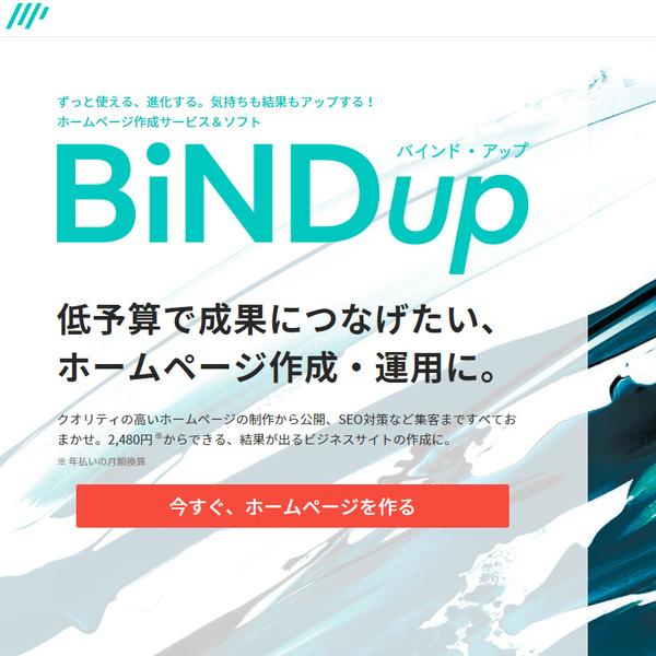 BiNDup×ASCII「ホームページの現在」