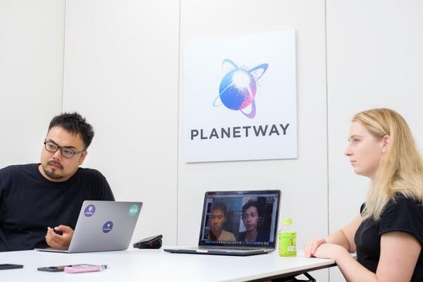 ミネルバ大生も絶賛するプラネットウェイの理念と職場環境