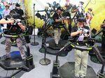 中国で案外認知度アップ中のVR 体感ゲームが好きな中国人に受け入れられる