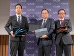 VAIO好調、二桁の増収増益、新機軸PC「VAIO A12」の開発でビジネスを拡大