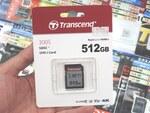 512GBのSDカードが税込2万円切りの最安クラス
