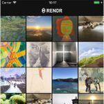 写真を自動でリサイズして共有できるコミュニティアプリ。―注目のiPhoneアプリ3