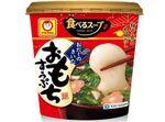 マルちゃんお餅入り食べるスープ