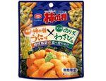 「亀田の柿の種」に衝撃のウニ味