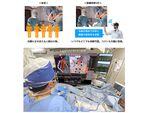 VRで手術を学ぶ体験 ヘルスケア大手ジョンソン・エンド・ジョンソン提供へ