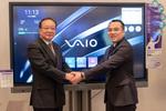 VAIOと提携したBenQ、個人から企業へと攻める姿勢に共通点