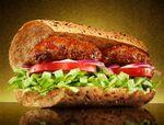 サブウェイ×肉の名店「格之進」コラボサンドイッチ