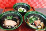 くら寿司「出汁茶漬け」3種 お酒の〆にも
