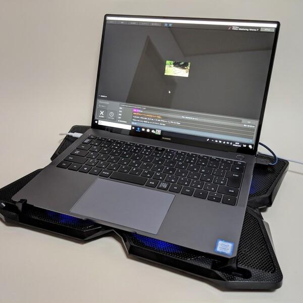 4.5GB、100枚分のRAW現像が8分強!モバイルでのクリエイティブを可能にするファーウェイ「HUAWEI MateBook X Pro」