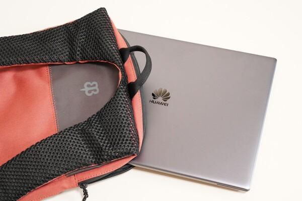 テレワークに効く!13.9型ディスプレー採用で13型のフットプリントのHUAWEI MateBook X Pro