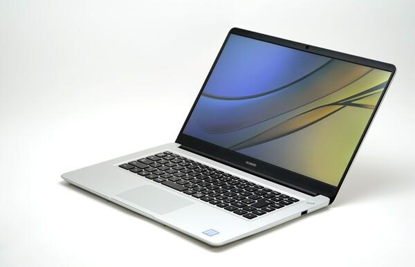 薄型・軽量な15型ノートHUAWEI Matebook DはSSDと1TB HDDの組み合わせで写真整理が快適