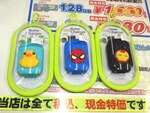アイアンマンやスパイダーマンがモチーフのカワイイ充電器