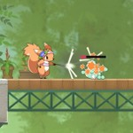 Steamおすすめゲーム「雨上がりのハナビィ」曇天を吹き飛ばす花火アクション
