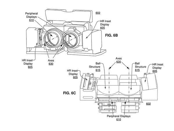 FacebookがVRヘッドマウントディスプレーの特許を取得!