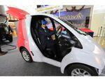 中部国際空港にてVRと自動車を組み合わせたVR体験イベントが開催