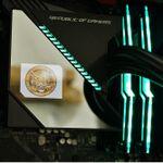 ASUS初の水冷クーラー「ROG RYUJIN」、有機ELモニター内蔵でMOD PCにも良し!