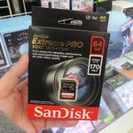 超高速170MB/秒になったSanDiskのSDカード「Extreme PRO」が店頭に