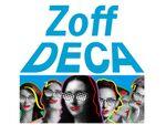 Zoff、メガネ型ルーペ「Zoff DECA」