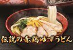 くら寿司「伝説の赤鶏ゆずうどん」