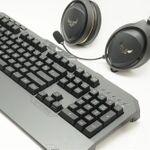 PCゲーム環境をさらにタフに! ASUS「TUF Gaming」キーボード・マウス・ヘッドセットが登場