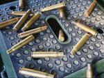手持ちの空薬莢の大半が第二次世界大戦時のものでした