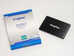 【鉄板&旬パーツ】360GBで8000円! 1GB約22円のKingFast製格安SSDを試す