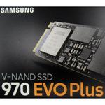 Samsung SSD 970 EVO Plusレビュー M.2 SSD最速の座は譲らん!