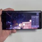 Xperia XZ3のダイナミックバイブレーションを試した!
