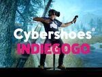 VR空間をどこまでも歩けるサンダル「Cybershoes」、Indiegogoクラウドファンディング開始