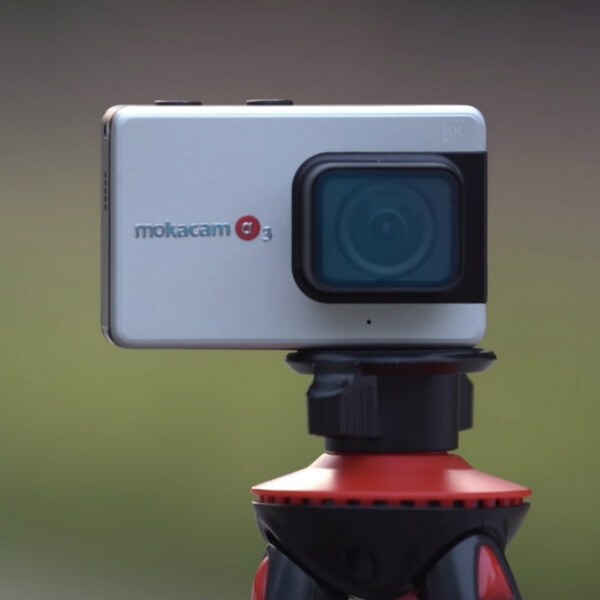 GoPro似のアクションカム「Alpha3」が支援募集中