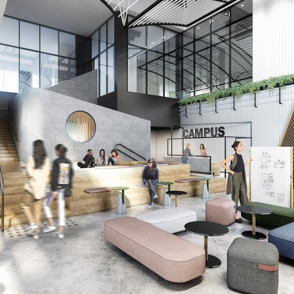 Google、渋谷ストリーム内にスタートアップを支援する施設をオープン