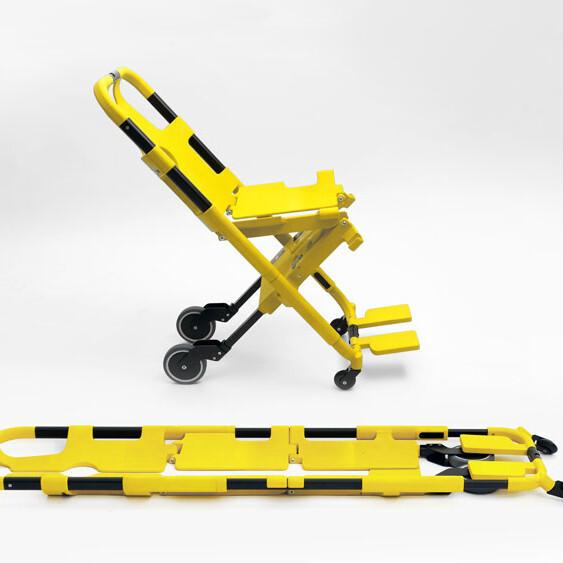 医療現場を変えそうな変形する車椅子「Multi Scoop Pro」