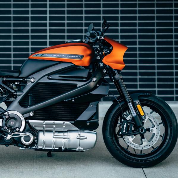 スマホ連携もあるハーレー初の電動バイク「LiveWire」が今秋登場