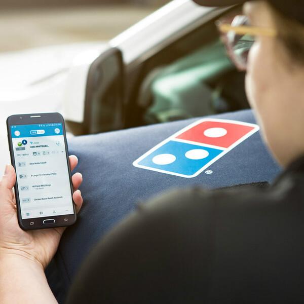 米ドミノピザ、GPSを活用した配達サービスを全国展開へ