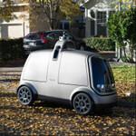ウォルマートが無人自動運転車「R1」を活用した配達実験