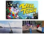 実在の都市を丸ごと舞台にしたVRゲーム「Welltown」